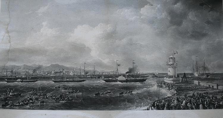 AFTER MATTHEW KENDRICK, RHA (1797-1874)