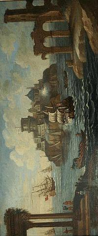 FOLLOWER OF ORAZIO GREVENBROECK (1670-1743)