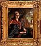 THOMAS MUSGROVE JOY (1812-1866) HE LOVES ME, HE, Thomas Musgrave Joy, Click for value