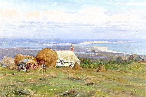 FREDERICK WILLIAM NEWTON WHITEHEAD (1853-1938)