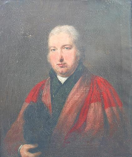 CIRCLE OF SIR MARTIN ARCHER SHEE, PRA (1769-1850)