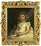 JOHN HANSON WALKER (1844-1933) PORTRAIT OF DOROTHY, John Hanson Walker, Click for value