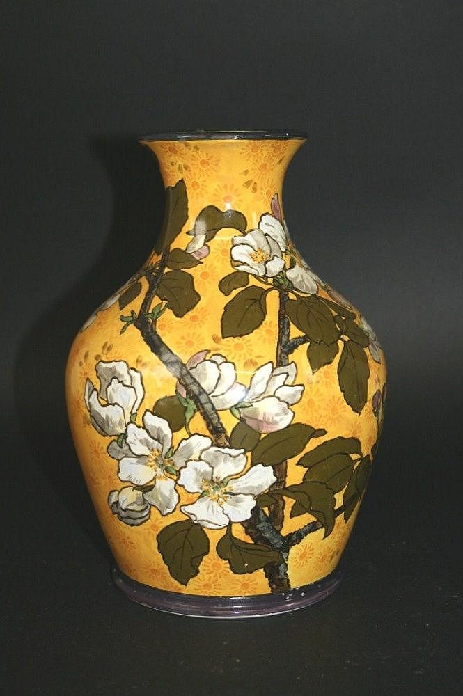 John Bennett American Art Pottery Vase An