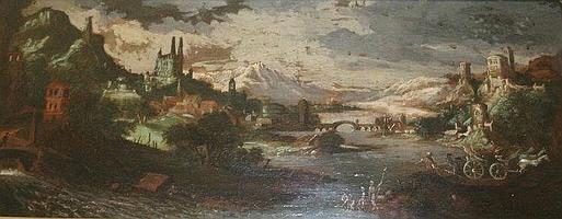 FOLLOWER OF ORAZIO GREVENBROECK (1670-1730) A