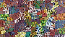 MINNIE PWERLE (c1922-2006) Awelye-Atnengwerrp
