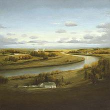 ALEXANDER McKENZIE born 1971 River Tay,