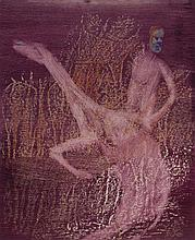 SIDNEY NOLAN (1917-1992) Burke and Camel c1966