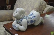 Ceramic Chinese Baby