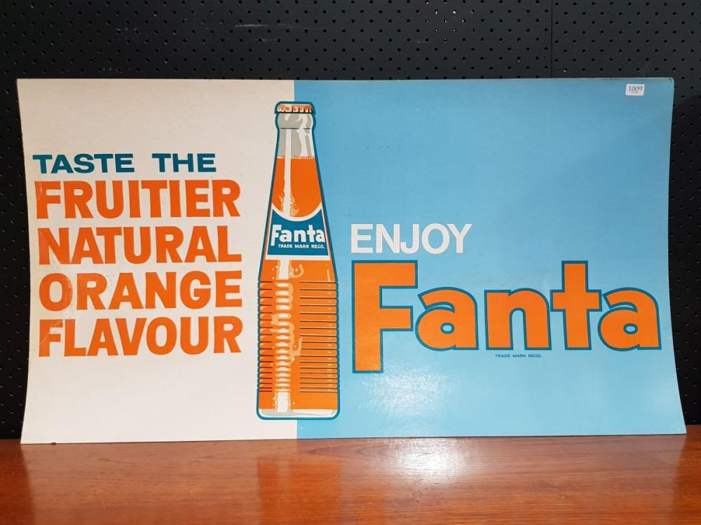 Vintage Fanta Board