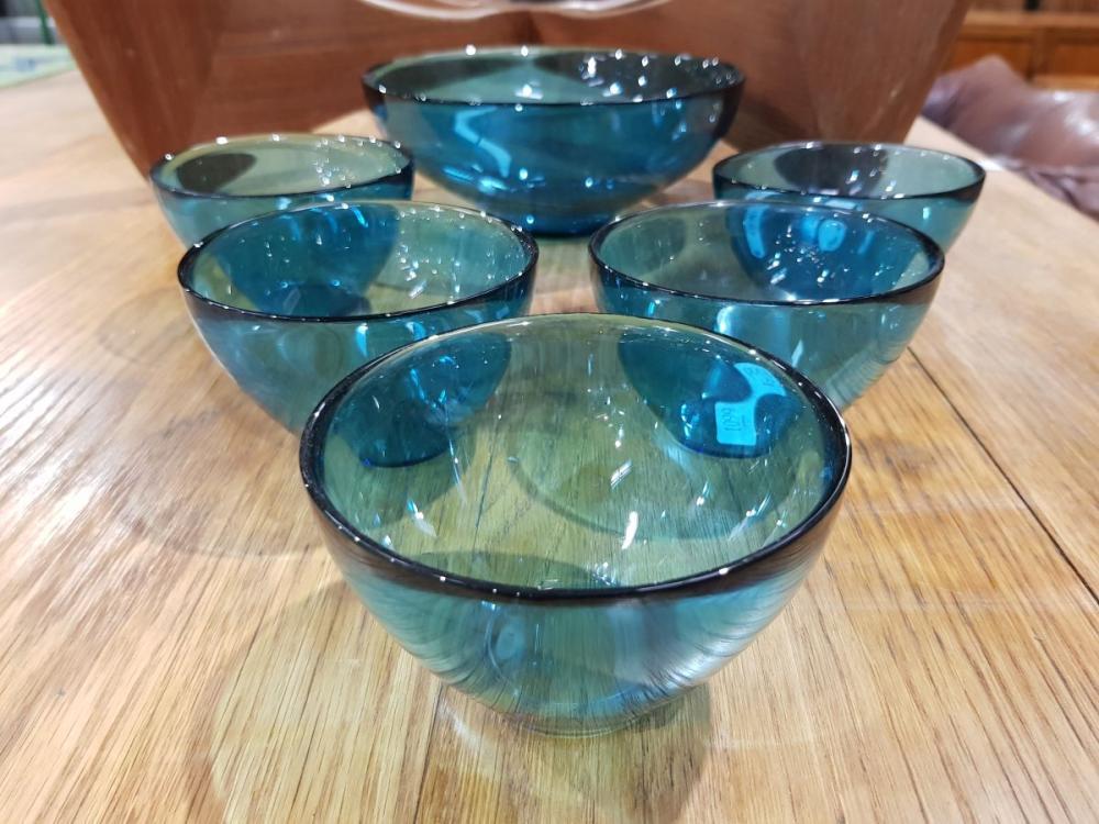 Fuga Bowls by Orrefors