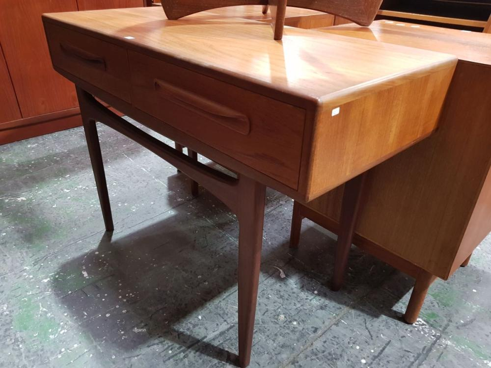 G Plan Console Table