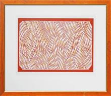 Bunduk Marika (1944 - ) - Untitled 42 x 59cm