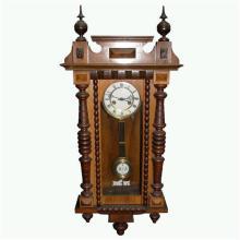 Badische Uhrenfabrik Wall Clock