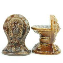 Colonial Australian Ceramic Glazed Window Jams