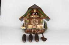 german cuckoo clock with weights