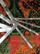 Magician's Swords/Knives (9)