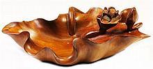 Chinese Boxwood 'Lotus' Brushwasher