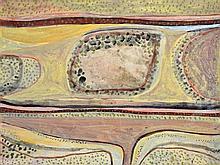 Jill Noble (1962 -) - Abstract 57 x 75cm