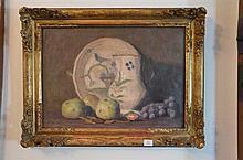 Henry B Calvert (1868 - 1950), French - Still Life 32 x 46 cm