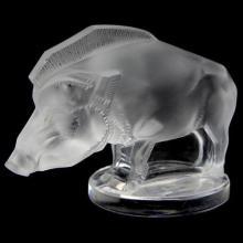Lalique Boar