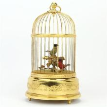 Reuge Sainte Croix Musical Movement Bird Cage
