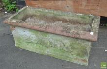 Concrete Planter Troughs (2)