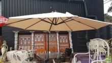 Oversized Outdoor Umbrella (approx 3 meters across)