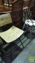 Timber 60s Chair w Garden Chair