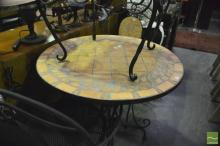 Garden Setting inc Table w 2 Chairs