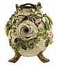 Moore Bros Tri-Footed Vase