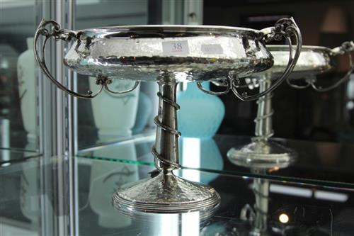 James Dixon & Sons Silver Plated Centrepiece
