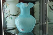 Satin Glass Jug