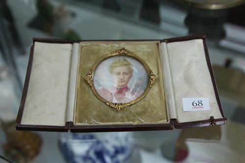 Hand Painted Miniature