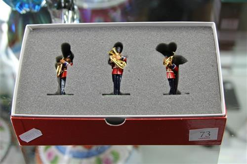 Boxed Britains Scots Guards