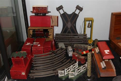 Hornby Mechanical Train Set