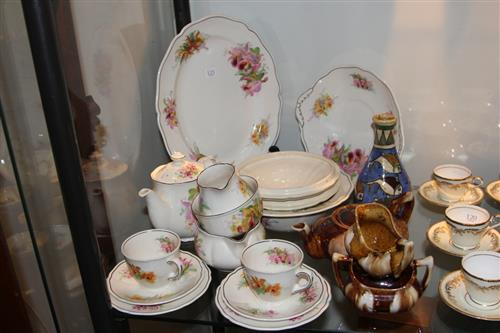 Royal Doulton 'Orchids' Dinner Wares