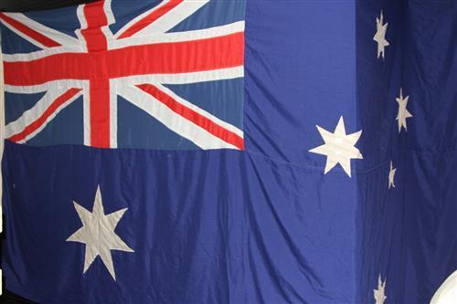 Very Large Australian Flag