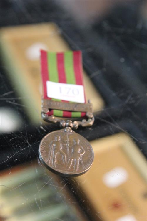 India Medal 1895