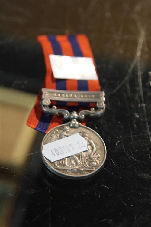Indian General Service Medal 1888