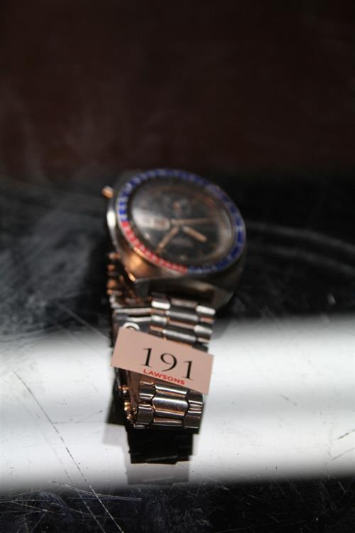 Seiko Chronography Wristwatch