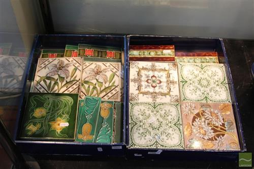 Victorian & Edwardian Tiles