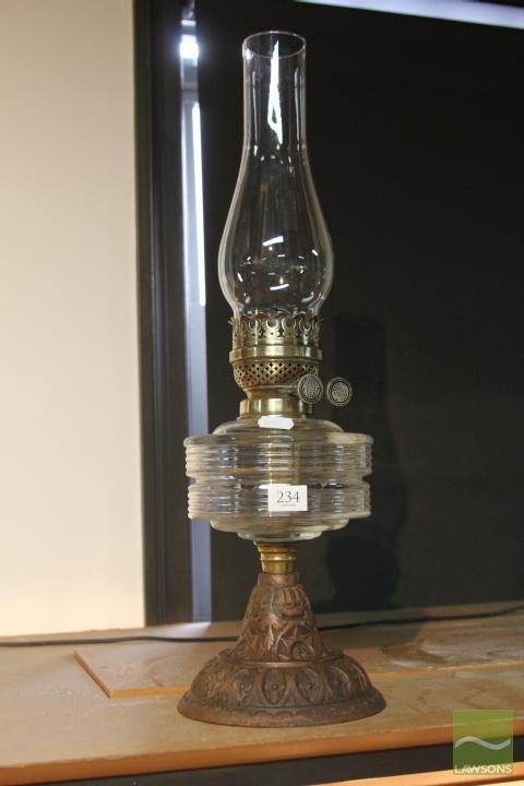 American Kerosene Lamp