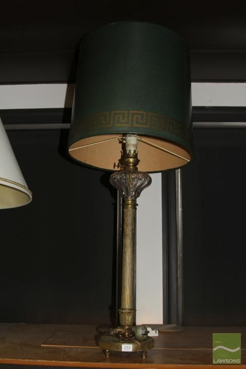 Marmen Converted Kerosene Lamp