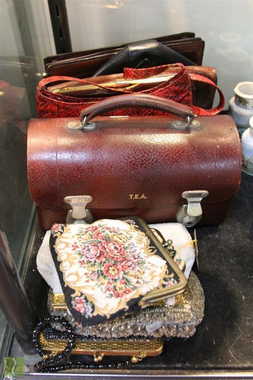 Vintage Tea Bag