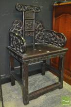 100150Chinese Alter Chair