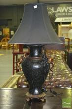 Italian Lamp w Elephant Decoration ((3469)