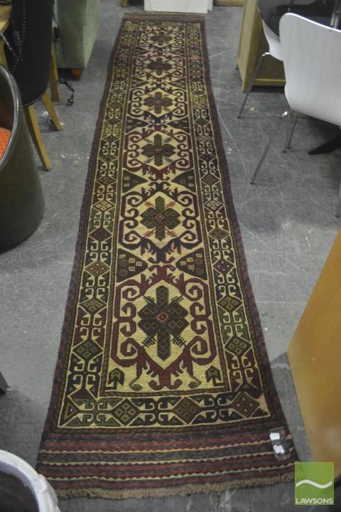 Persian Sumac Runner (375 x 70cm)