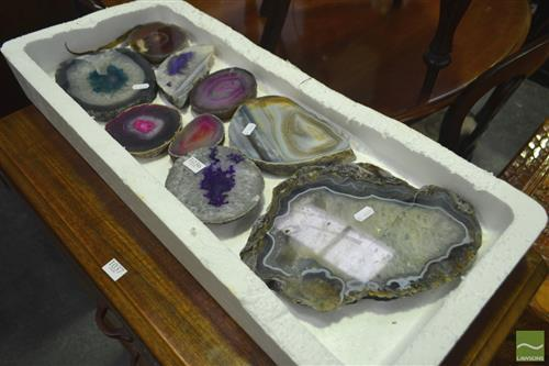 Premium Agate Polished Slices