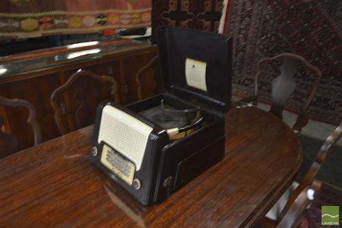 Astor Bakelite Record Player