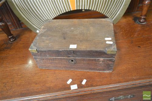Anglo Indian Jewellery Box
